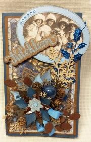 Toffifee-eske laget av Anne, Norge