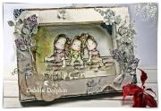 Kort laget av Debbie, England