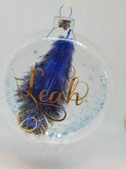 Julekule laget av Mevlida, Norge