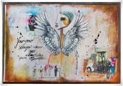Art Journal laget av Arnlaug, Norge.