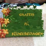 Kort laget av Anna, Sverige
