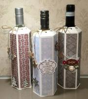Flaskeskjulere laget av Eva, Norge
