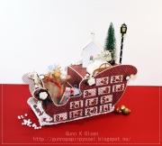 Julekalender laget av Gunn, Norge