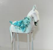 Hest laget av Kirsten, Norge