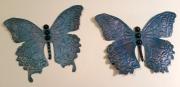 Sommerfugler laget av Sigrund, Norge