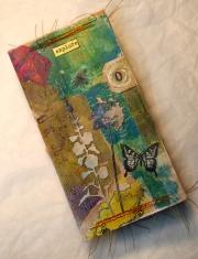 Art Journal laget av Susan, Danmark
