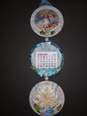 Kalender laget av Maryann, Danmark