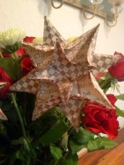 Stjerne laget av Maryann, Danmark