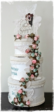 Kake laget av Stephanie, Sverige