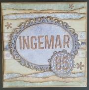 Kort laget av Ellenor, Sverige