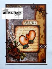 Kort laget av Cornelia, Sverige