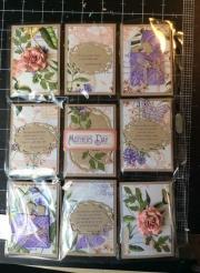 Pocket Letter laget av Mona Gry, Danmark
