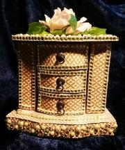 Smykkeskrin laget av Birgith, Norge