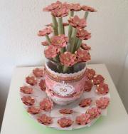 Blomster laget av Helle, Danmark