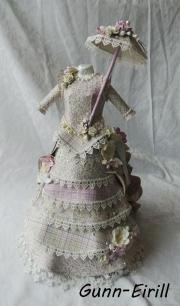Kjole laget av Gunn Eirill, Norge