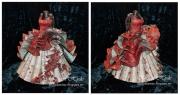Kjole laget av Kirsten, Norge