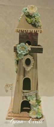 Tårn laget av Gunn-Eirill, Norge