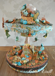 Karusell laget av Gunn-Eirill, Norge