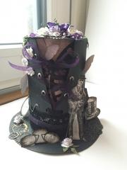 Hatt laget av Carina, Sverige