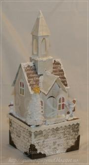 Kirke laget av Gunn, Norge