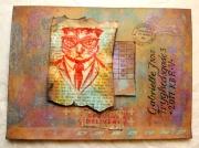 Dokumentmappe laget av Susan, Danmark