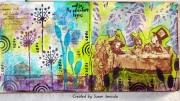 Art Journal-sider laget av Susan, Danmark