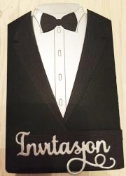 Invitasjon laget av Ragnhild, Norge
