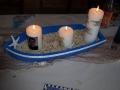 Bordpynt laget av Lill Anita, Norge