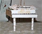 Piano laget av Gunn, Norge