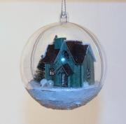 Julekule laget av Kirsten, Norge