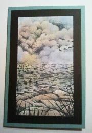 Kort laget av Ilse, Danmark