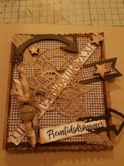 Kort laget av Christina, Norge
