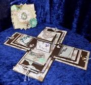 Eksplosjonsboks laget av Jessica, Sverige