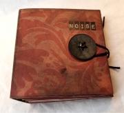 Minibok laget av Susan, Danmark