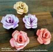 Blomster laget av Ria-Kirstine, Danmark