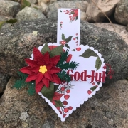 Hjerte laget av Anethe, Sverige