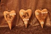 Hjerter dekorert av Marte, Norge