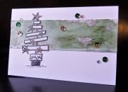 Kort laget av Tone, Norge