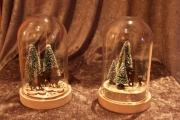 Julepynt laget av Marte, Norge