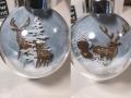 Julekule laget av Line, Norge