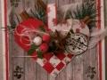 Julekort laget av Sissel, Norge