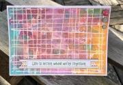 Kort laget av Linda, Sverige