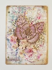 Art Journal-side laget av Melina, Sverige
