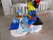 Bleiemotorsykkel laget av Maryann, Danmark