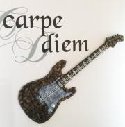 Gitar laget av Liselott, Sverige