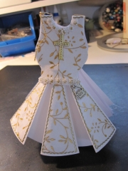 Kjole laget av Maryann, Danmark