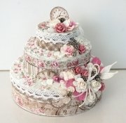 Kake laget av Ingrid, Nederland