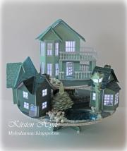 Hus laget av Kirsten, Norge