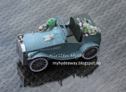 Bil laget av Kirsten, Norge