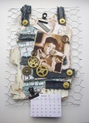Kalender laget av Andrea, Tyskland
